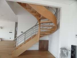Sac Yanaklı Merdivenler