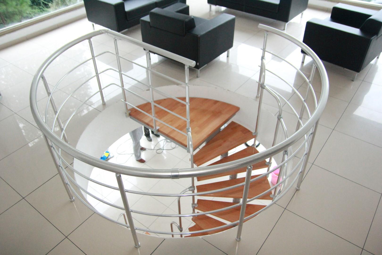 omurgalı merdiven